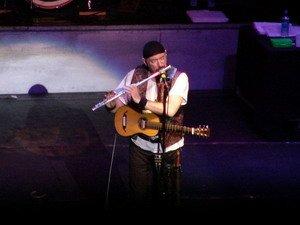 Ian Anderson Jethro Tull St.Petersburg