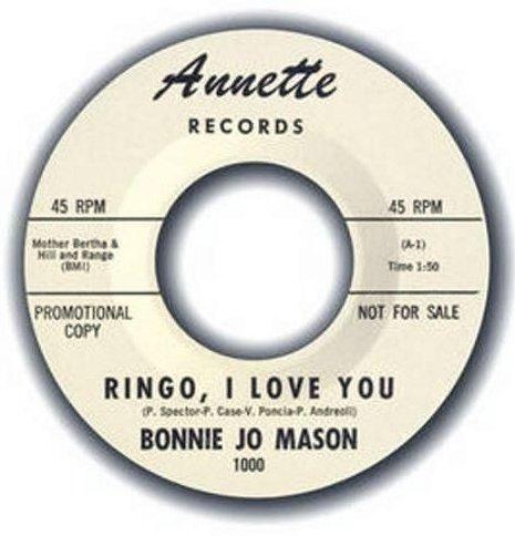 Bonnie Jo Mason - Ringo, I Love You