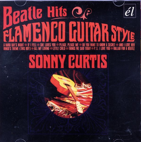 Beatle Hits Flamenco Guitar Style
