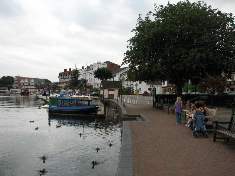 Henley-on-Thames. Темза.