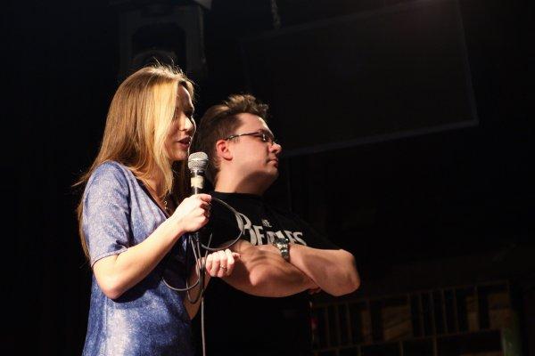 Кирилл и Ксения Сахарновы
