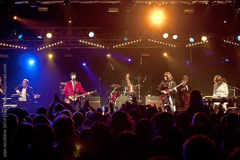 The Bootleg Beatles, 9.10.2010, Moscow, Milk Club