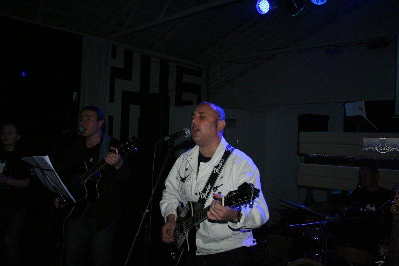 День рождения Джона Леннона в клубе SkyLounge (Тбилиси)