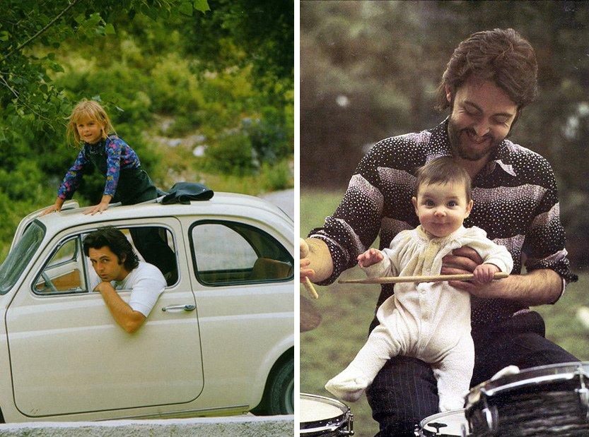 Linda McCartney, Life In Photographs