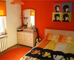 Квартиры киевлян: ремонт в стиле The Beatles своими руками