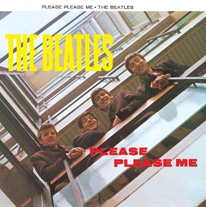 'Please Please Me'. 50 лет со дня выпуска первого альбома The Beatles