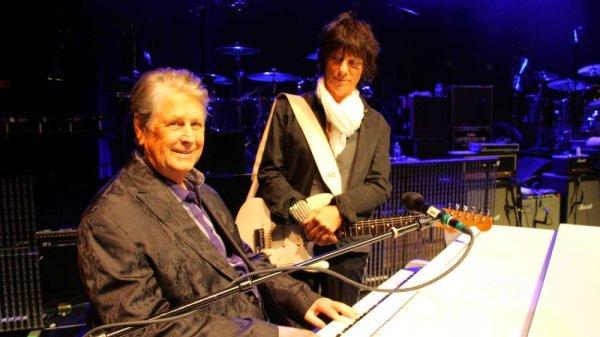 Brian Wilson & Jeff Beck