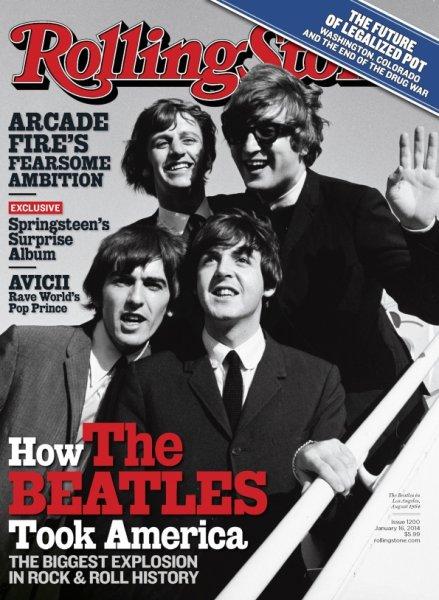Дни затмения: Хроника вторжения The Beatles в Америку