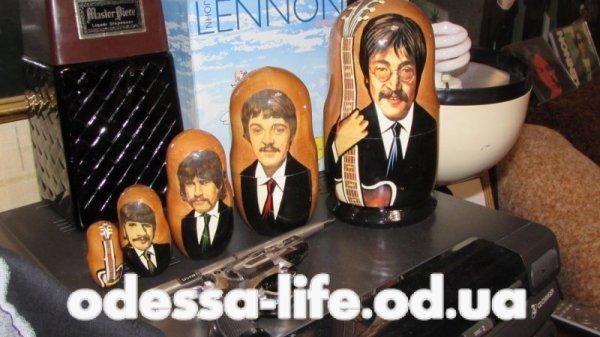 Одесский музей The Beatles