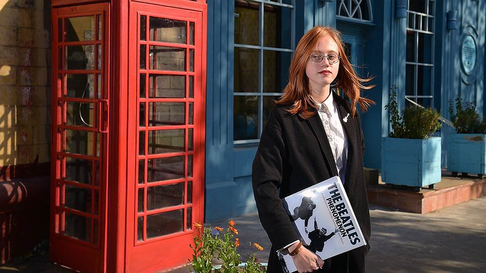 Александра Семенова, 19 лет, студентка ВШЭ, Москва