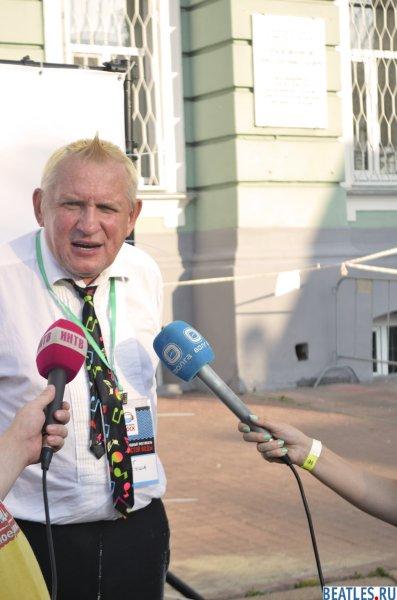 Олег Гаркуша Группа Аукцыон.
