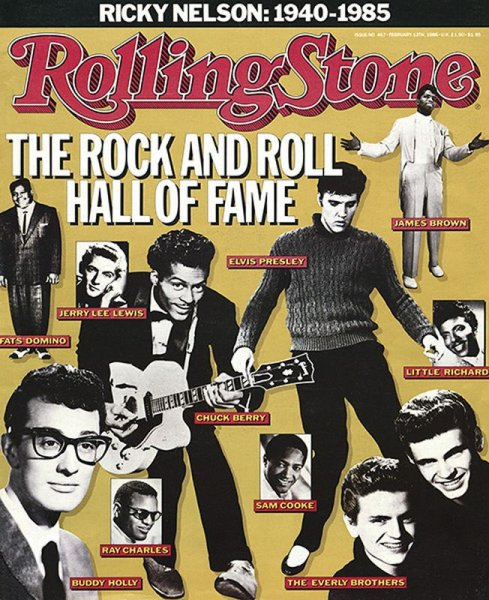 Rolling Stone, #467 (February 13, 1986)