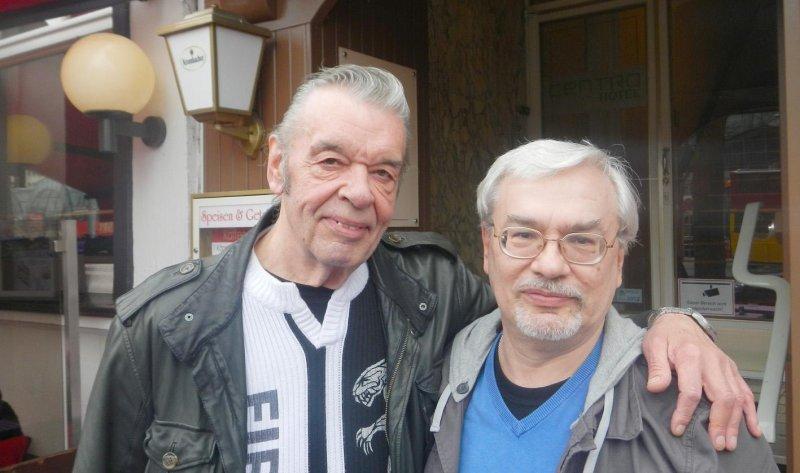 Кингсайз Тэйлор и Фёдор Терпиловский