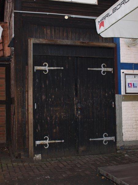 дверь 'Стар-Клаба'