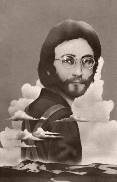 Джона Леннон из Ливерпуля