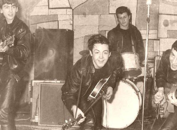 Джон Леннон из Ливерпуля