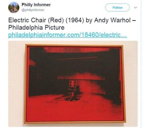 Картина Уорхола