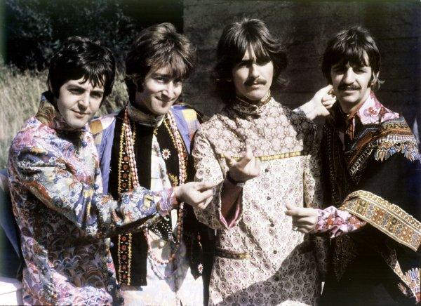 Beatles - MMT