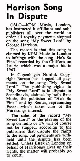 Журнал Billboard (6 марта 1971 г.)
