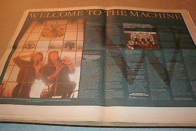 Welcome To The Machine: Iron Maiden