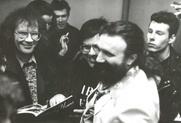 Андрей Бурлака (слева) и Коля Васин Фото: из личного архива