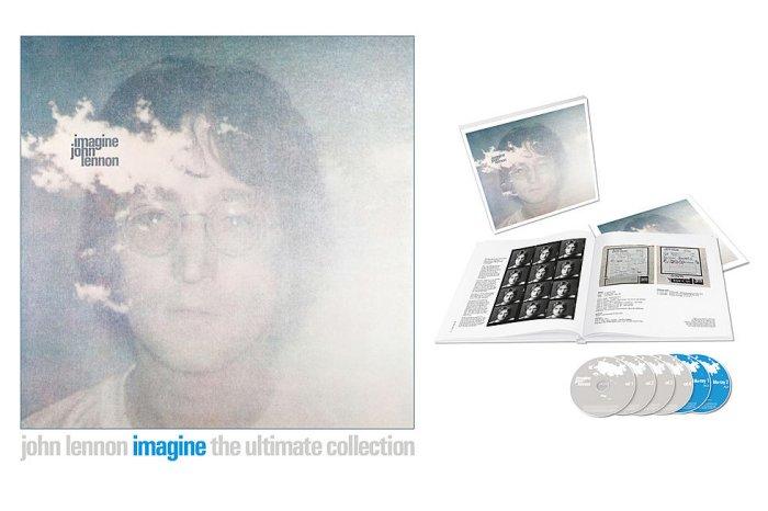 John Lennon 'Imagine' (стерео-ремикс 2018): разбор полётов