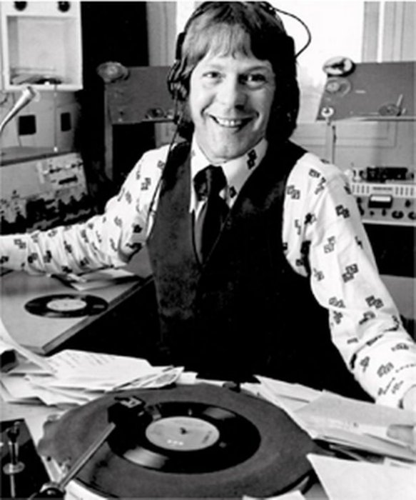 Billy Butler on radio