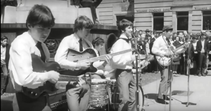 «The Hideaways» 1965