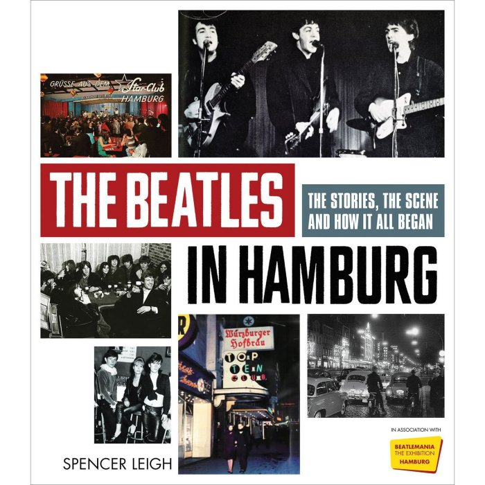 'The Beatles In Hamburg'