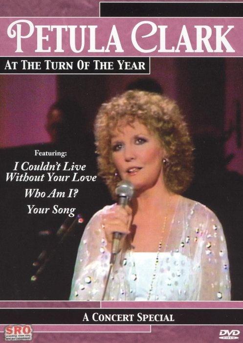 Petula Clark - DVD