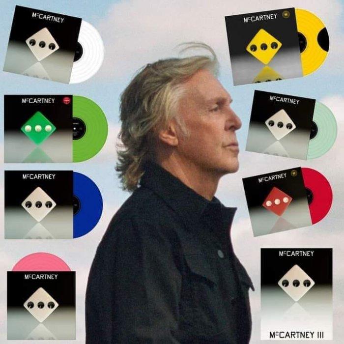 Слушаем и комментируем новый альбом 'McCartney III'