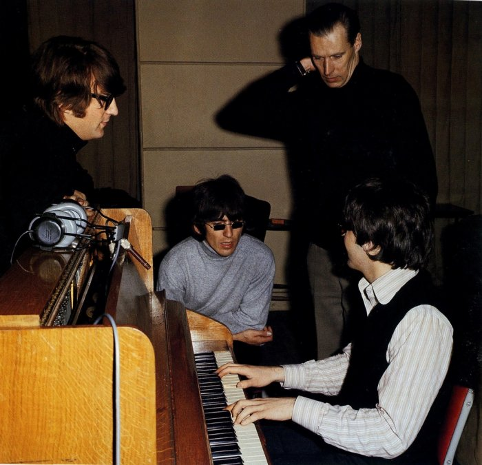 George Martin & Beatles