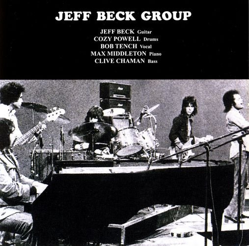 Jeff Beck Group - 1972