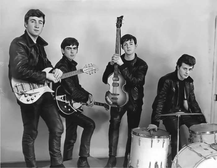 The Beatles - 1961